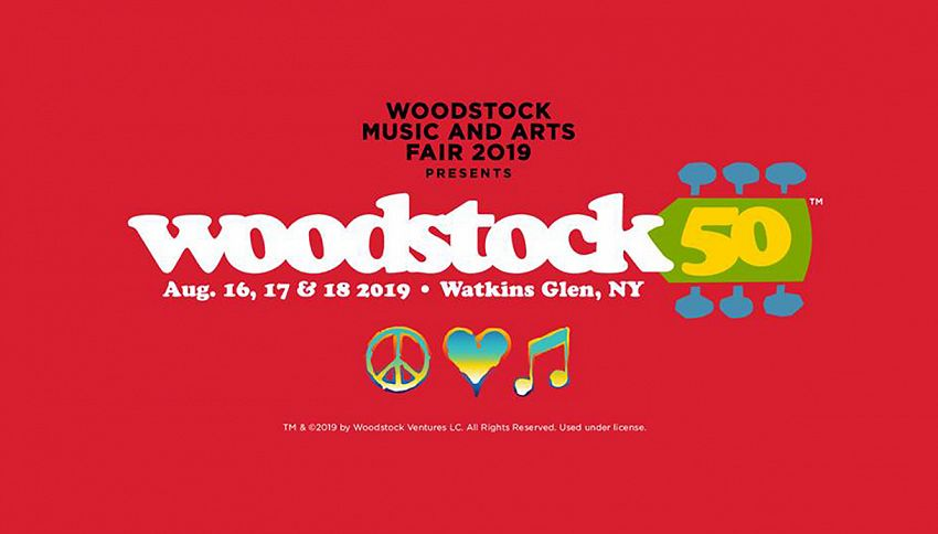 Woodstock 50: c'è la line-up ufficiale