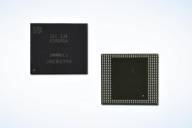 Prototipo del chip RAM