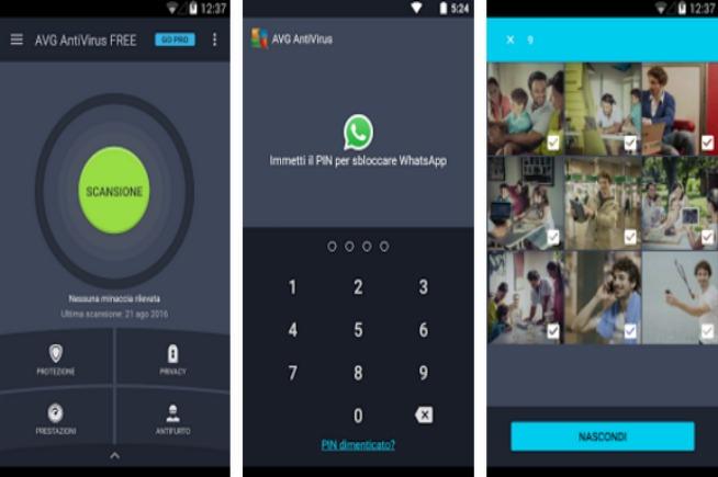 Come proteggere lo smartphone con i migliori antivirus for Antivirus per android gratis