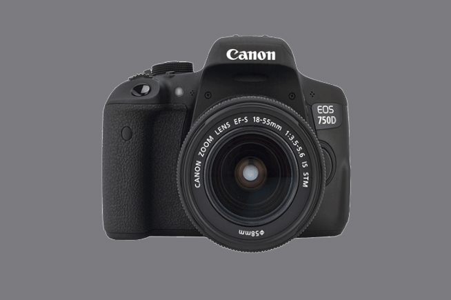 Canon 750 D