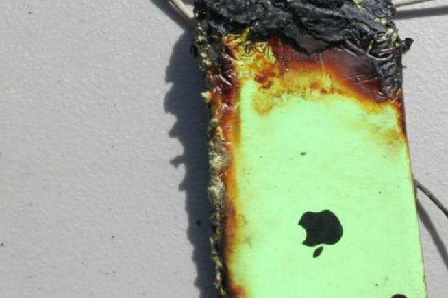 un iPhone 6 esplose