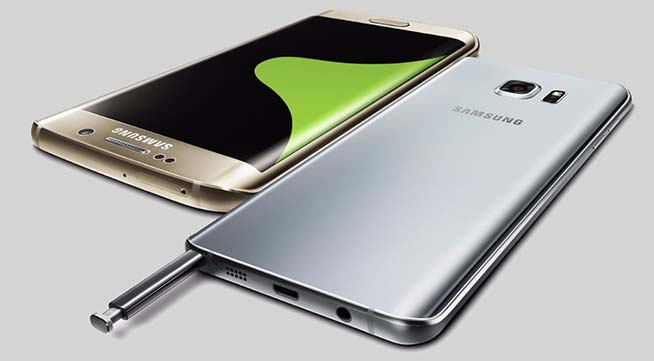 Rendering di Galaxy S e Note