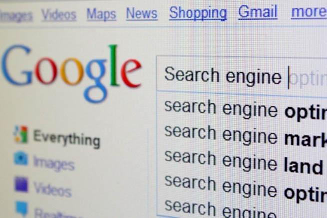 Motore ricerca Google
