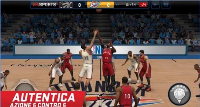 NBA Live 2016
