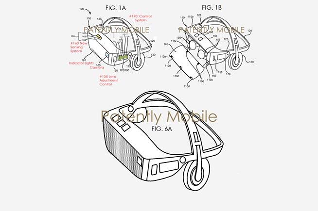Il nuovo visore VR di Google