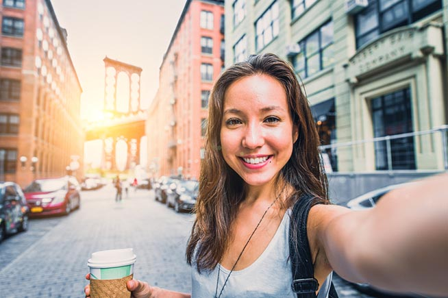 Negli ultimi anni è esplosa la mania dei selfie