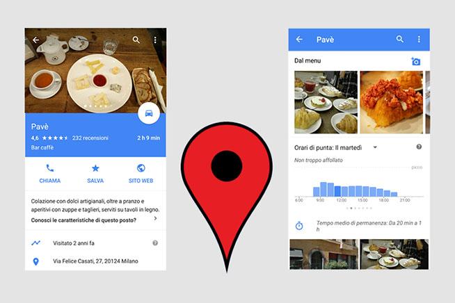 La nuova funzione di Google Maps