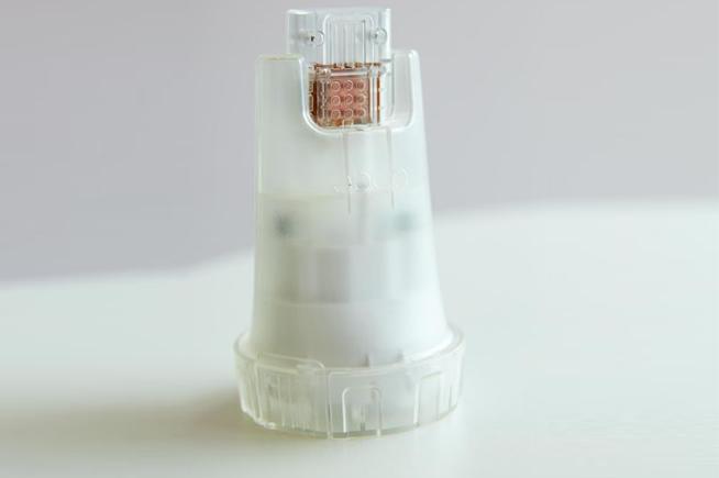 La chiavetta USB per il test dell'HIV