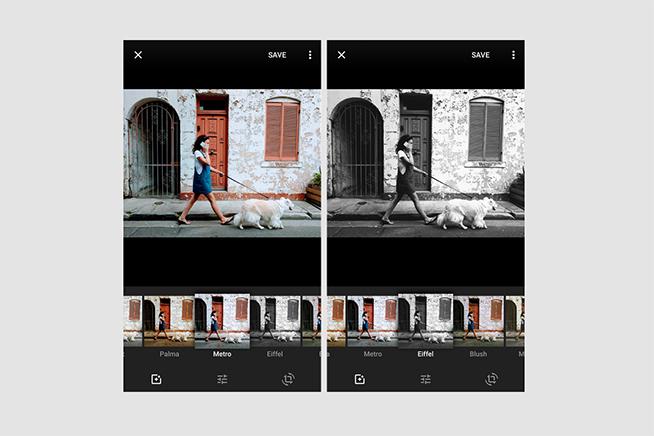 Alcune delle nuove funzionalità di Google Foto
