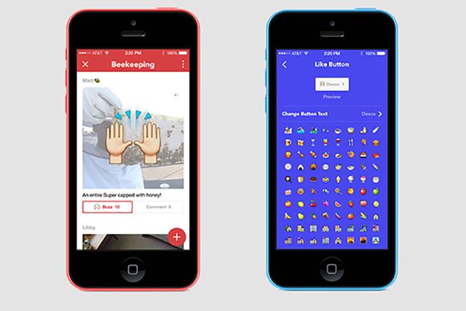 Ecco come era l'applicazione Facebook Rooms