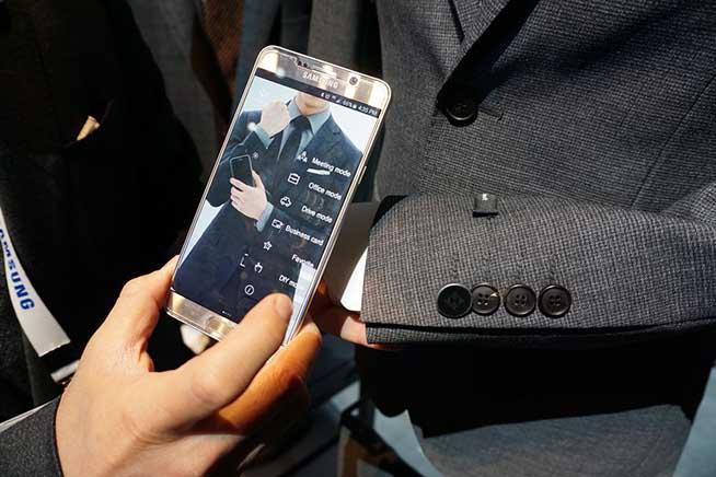 Giacca smart di Samsung