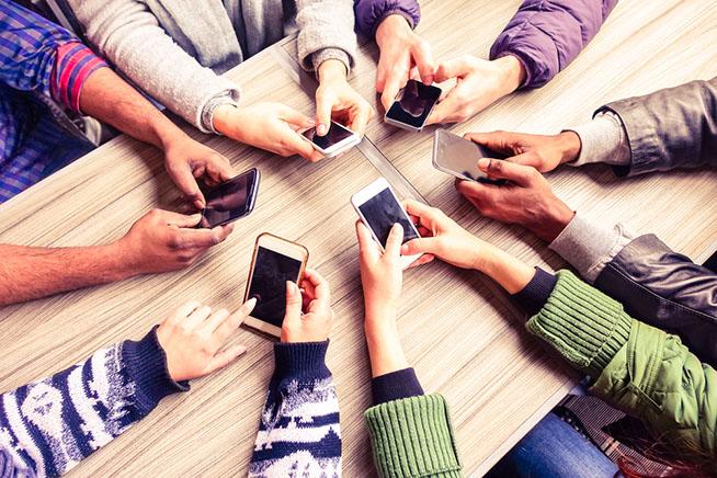 Smartphone fascia alta