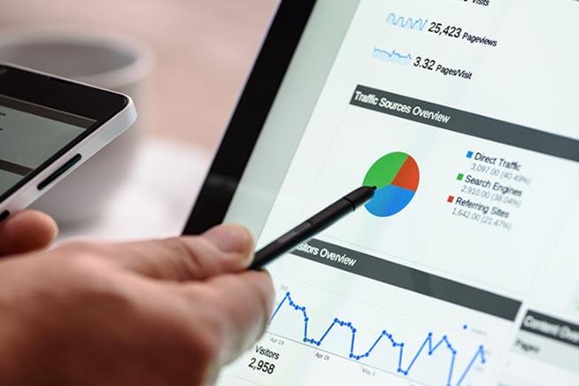 Analisi dati di traffico web