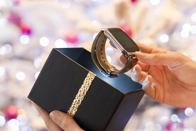 Idee regalo Natale 2016 smartwatch