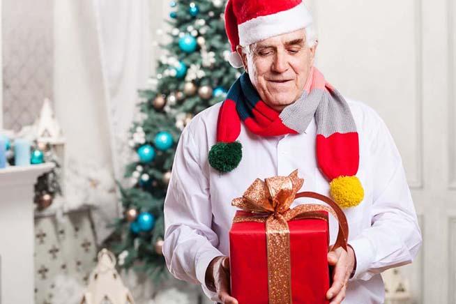 Regali di Natale per i nonni