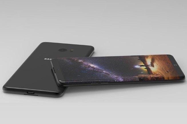 Samsung Galaxy Note 8 fotocamera da 30 megapixel e 8GB