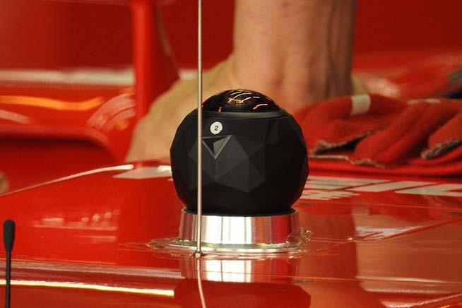 Videocamera 360 Ferrari