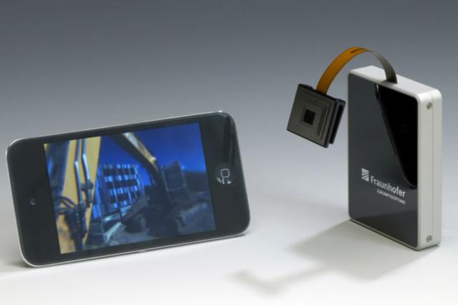 Ecco come sarà la fotocamera dei ricercatori di Fraunhofer