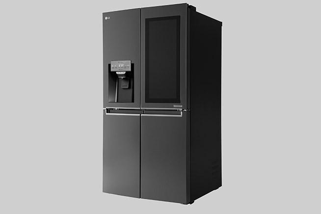 Premi sull'immagine per scoprire il frigo intelligente che LG ha presentato al CES 2017