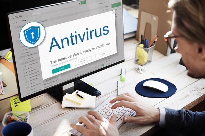 Antivirus PC e attacchi hacker