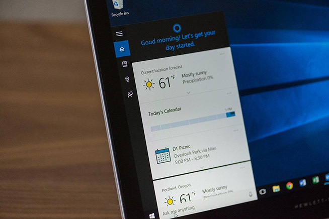Premi sull'immagine per scoprire per quale motivo aggiornare Windows 10