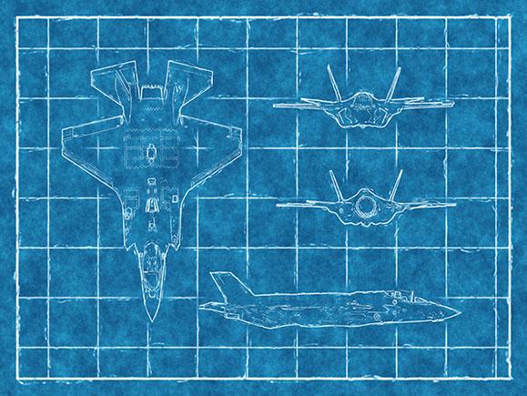 Progetti dell'F35