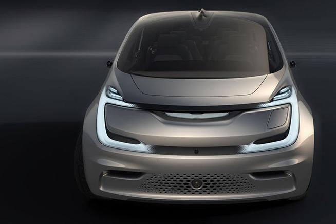 Anche Fiat-Chrysler ha presentato la propria auto a guida autonoma al CES 2017. Premi sul'immagine per scoprire come è fatta
