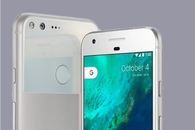 Premi sull'immagine per scoprire come è fatto il Google Pixel, il primo smartphone costruito integralmente dall'azienda di Cupertino