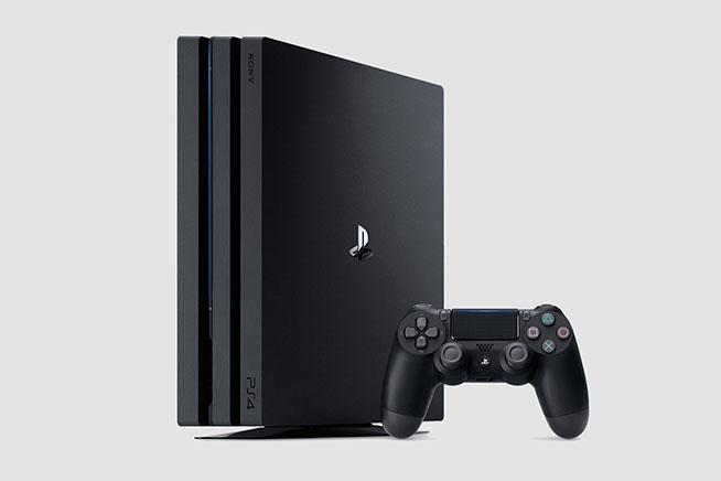 Premi sull'immagine per scoprire una delle sfidanti della Nintendo Switch: la PlayStation 4 Pro