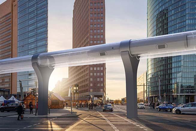 Clicca sull'immagine per scoprire il ruolo che l'Italia avrà nel progetto Hyperloop