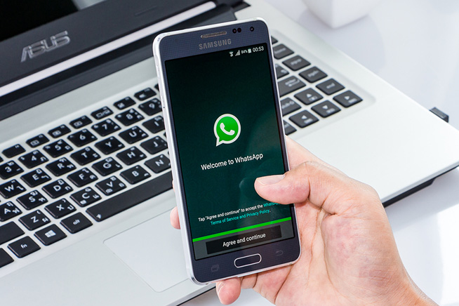 Premi sull'immagine per scoprire come migliorare l'utilizzo di WhatsApp