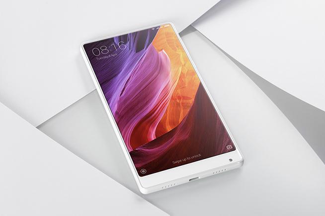 Premi sull'immagine per scoprire come è lo Xiaomi Mi Mix, lo smartphone progettato da Philip Starck