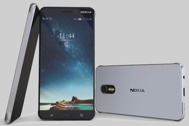 Premi sull'immagine per vedere come è fatto il Nokia P1, l'altro top di gamma dell'azienda finlandese