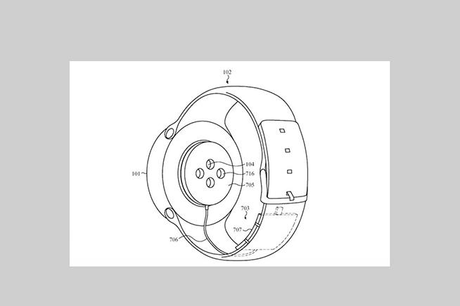 Il brevetto presentato da Apple