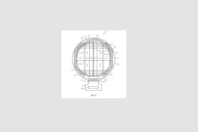 Premi sull'immagine per scoprire come sarà l'Apple Watch circolare