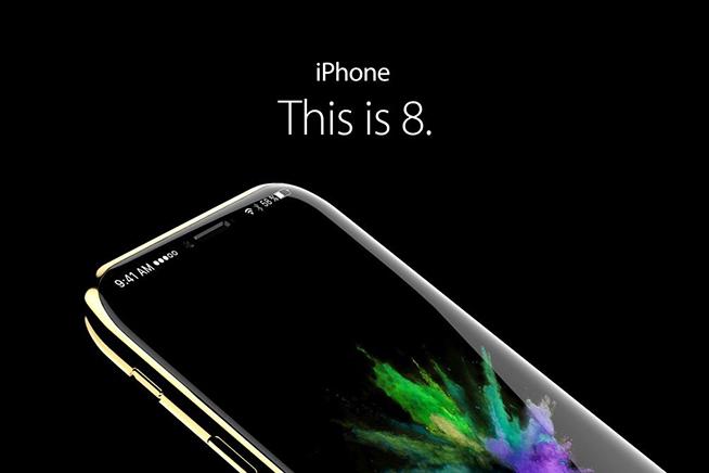 Premi sull'immagine per scoprire un altro rendering dell'iPhone 8