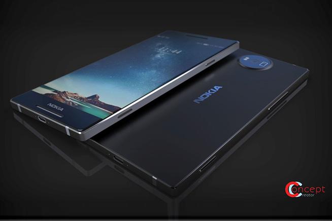 Premi sull'immagine per scoprire come sarà il Nokia 8