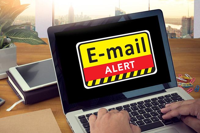 Premi sull'immagine per scoprire i dieci consigli per difendersi dal phishing