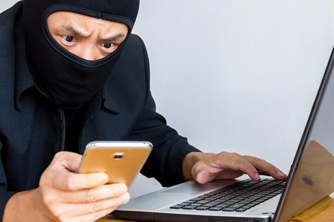 Premi sull'immagine per scoprire se un hacker ti sta spiando lo smartphone