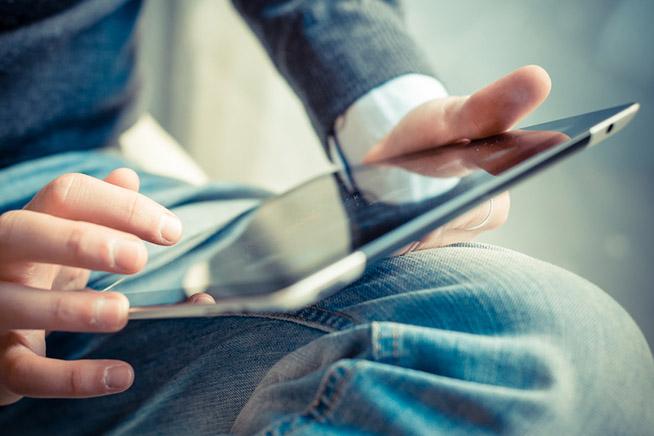 Premi sull'immagine per scoprire come riutilizzare un vecchio tablet