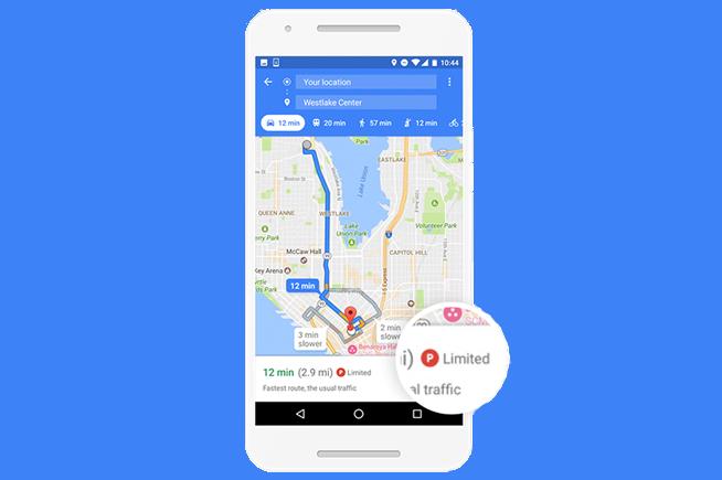 Google-maps-parcheggio-screen
