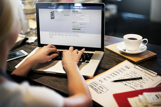 Premi sull'immagine per scoprire come eliminare un account Facebook