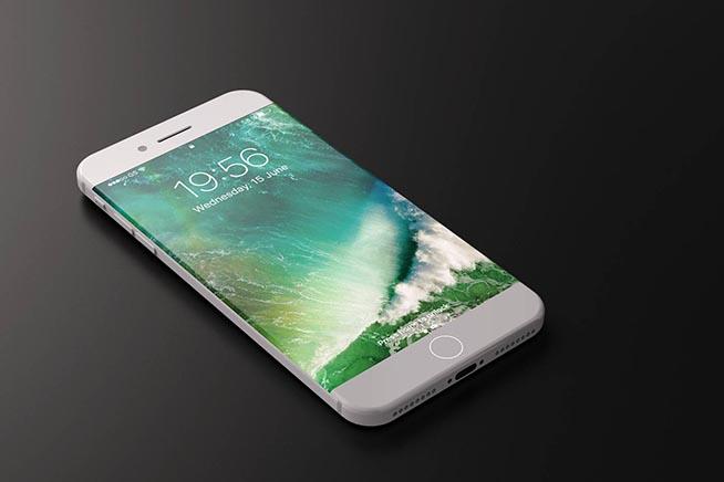 Premi sull'immagine per scoprire le caratteristiche dell'iPhone 8
