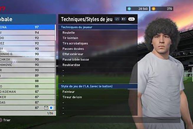 L'immagine postata su Facebook da Maradona