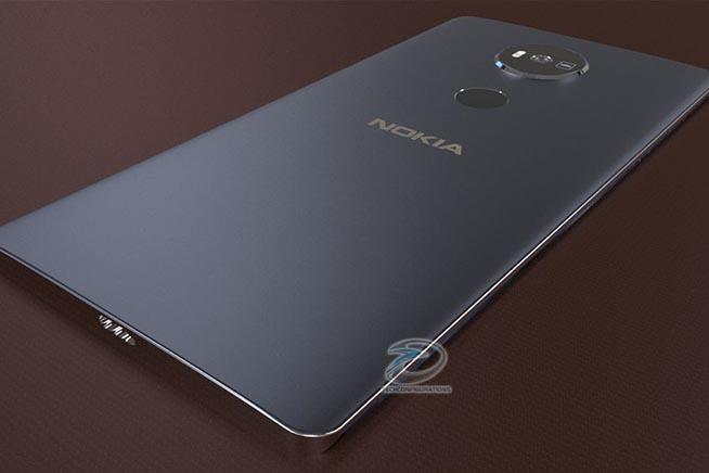 nokia 7 smartphone. fonte: techconfiguration nokia 7 smartphone 9