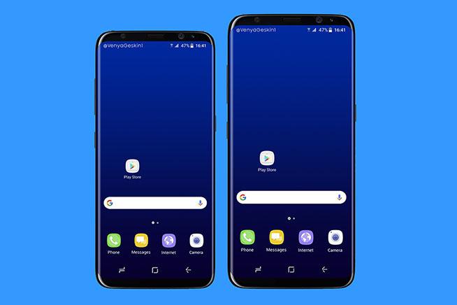 Premi sull'immagine per scoprire come sarà fatto il Galaxy S8