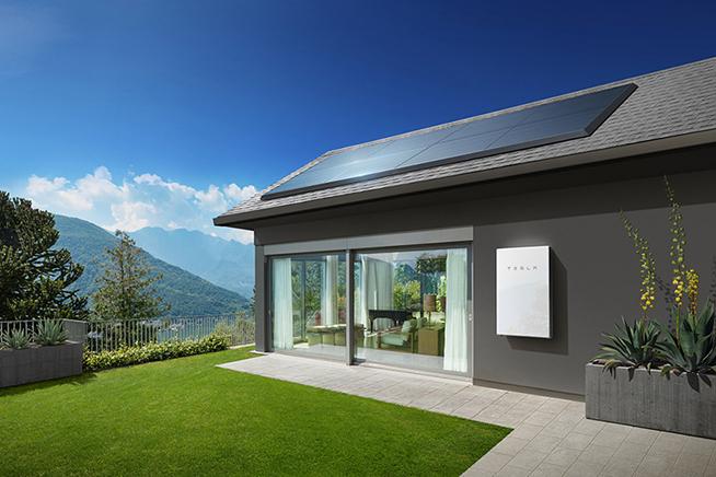 Premi sull'immagine per scoprire il tetto solare di Tesla