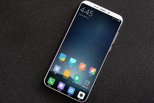 Ecco l'immagine dello Xiaomi Mi Mix 2
