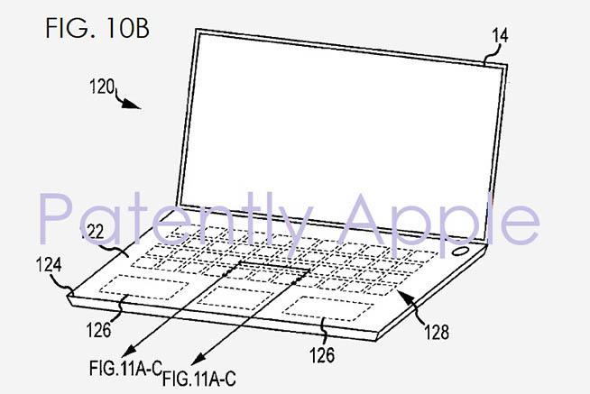 L'immagine della tastiera Apple