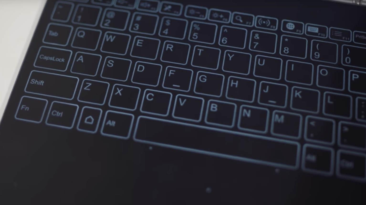 Illuminazione tastiera notebook asus n e n foto e video live